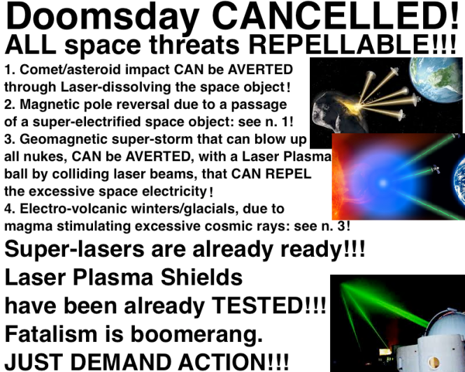 doomsday cancelled