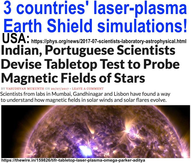 Laser-plasma simulations to Probe Stars' Magnetic Fields 20-7-2017